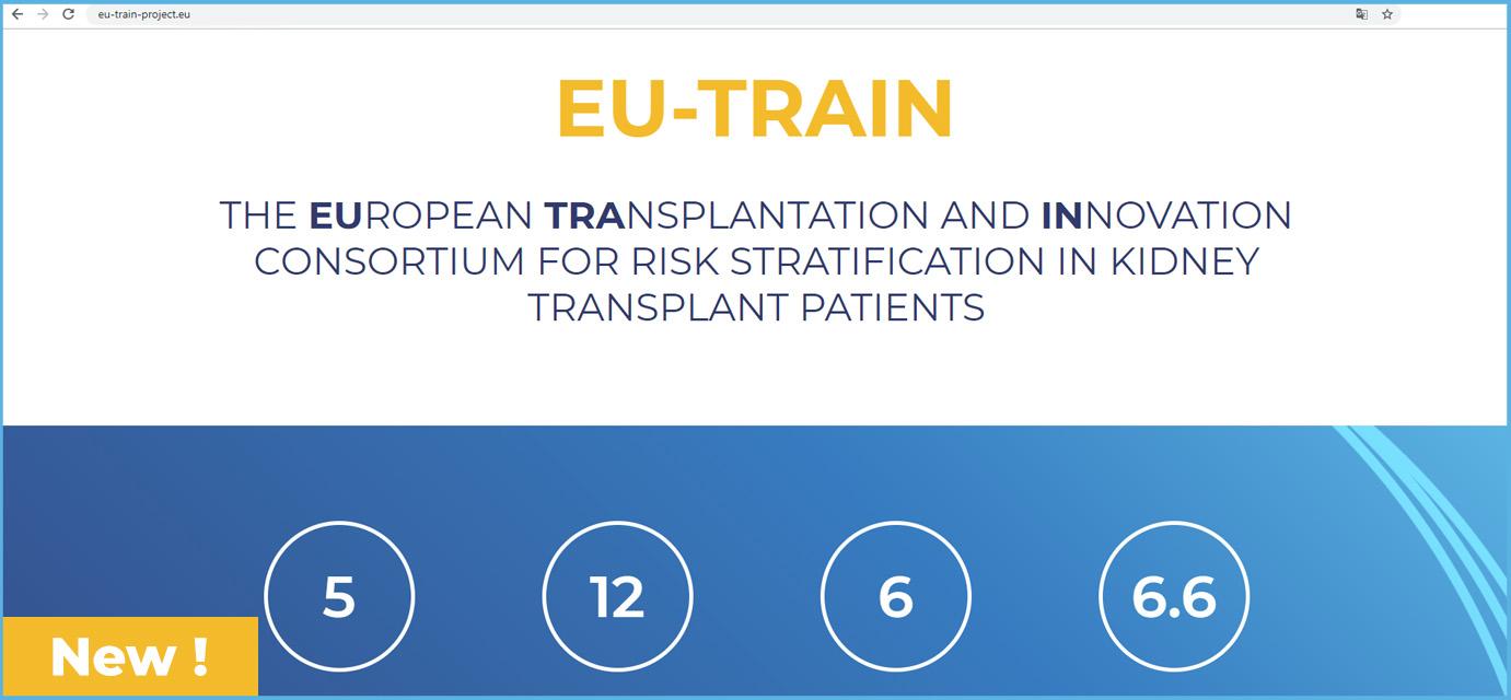 Eu-train new website online
